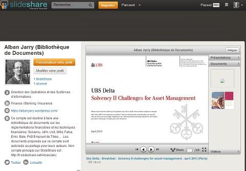 Bibliothèque de documents sur la réglementations et les techniques financières