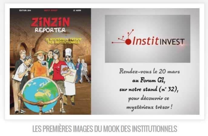 Mook des institutionnels par instit invest