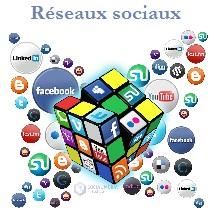 Réseaux sociaux - blog alban jarry