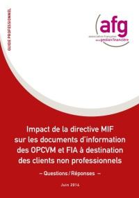 AFG France : guide MIF des OPCVM et FIA sur les réseaux sociaux - alban jarry