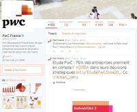 PWC - ORSA - assurance - solvabilité 2 - Twitter - Alban Jarry