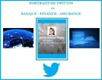 Twittos en Banque Finance Assurance - Portrait #17 - @mhseguy (Marie-Helène Seguy) par alban jarry