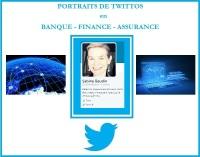 Twittos en Banque Finance Assurance - Portrait #30 - @SabineBaudin (Sabine Baudin) (Cyril Colleatte) par alban jarry