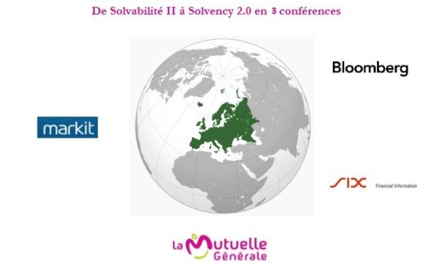 De Solvabilité II à Solvency 2.0 - 3 conférences sur les Market Data – #Solva2 par alban jarry