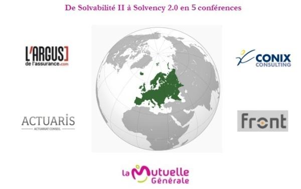 De Solvabilité II à Solvency 2.0 – 5 conférences sur les risques, l'Orsa et le pilier 2 – #Solva2