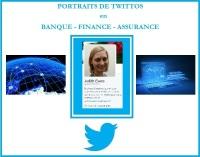 Twittos en Banque Finance Assurance – Portrait #49 - @JudithREvans (Judith Evans)