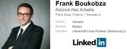 Frank Boukobza - Actuelia cabinet en actuariat