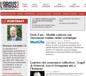 Monsieur Solvabilité 2.0 par Géraldine Vial de @argusassurance