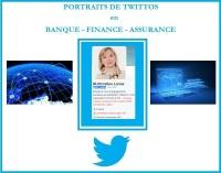 #50portraits - Marie Christine Lanne (@Mc_Lanne) - Twittos en banque finance assurance - portrait 1 - 2eme serie