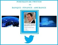 #50portraits - Jean Pierre Wiedmer (@jpwiedmer) - Twittos en banque finance assurance - portrait 2 - 2eme serie
