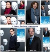 Virginie Le Mée, Marie-Laure Dreyfuss, Philippe Foulquier, Alban Jarry