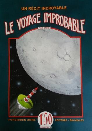 voyage improbable turf